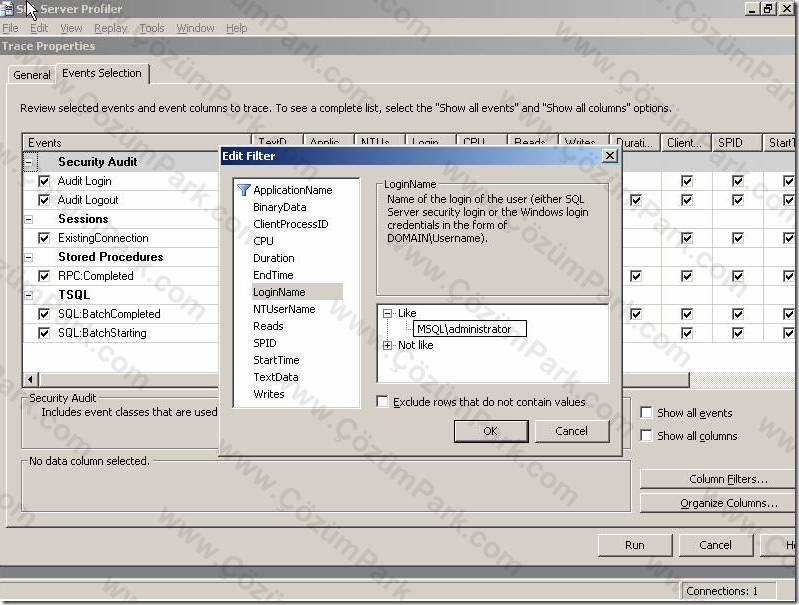 how to use sql profiler in sql server 2008
