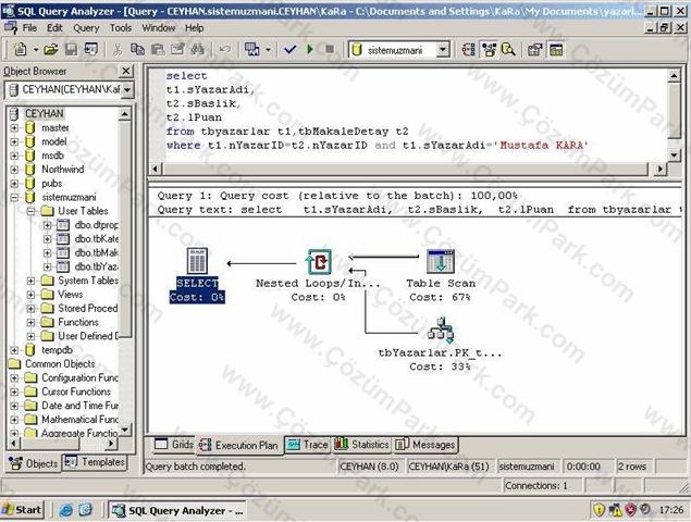 Query and Text Editors (SQL Server Management Studio)